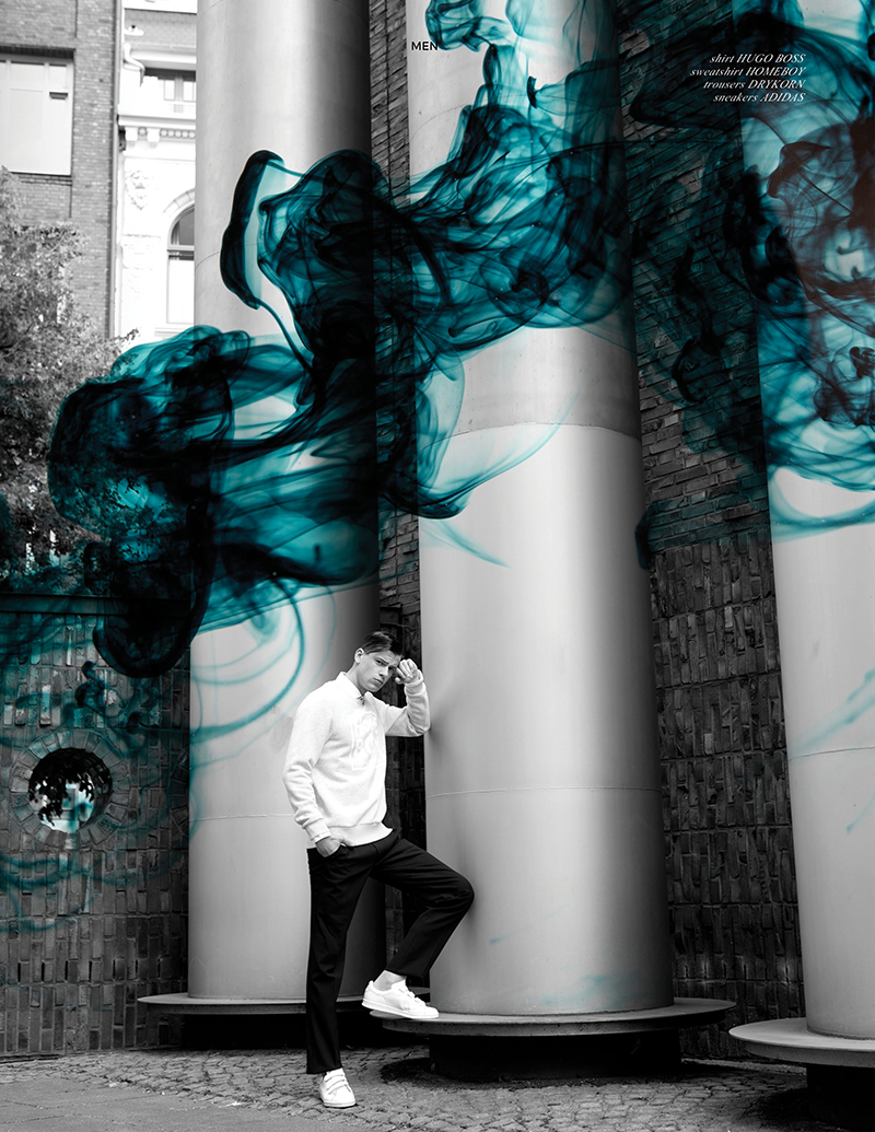 menswear, magazine, cover, fashion, mensfashion, editorial, fashion editorial, elegant magazine, published, portfolio, photography, fashion photography, hamburg, worldwide, on location, photoshoot, male model